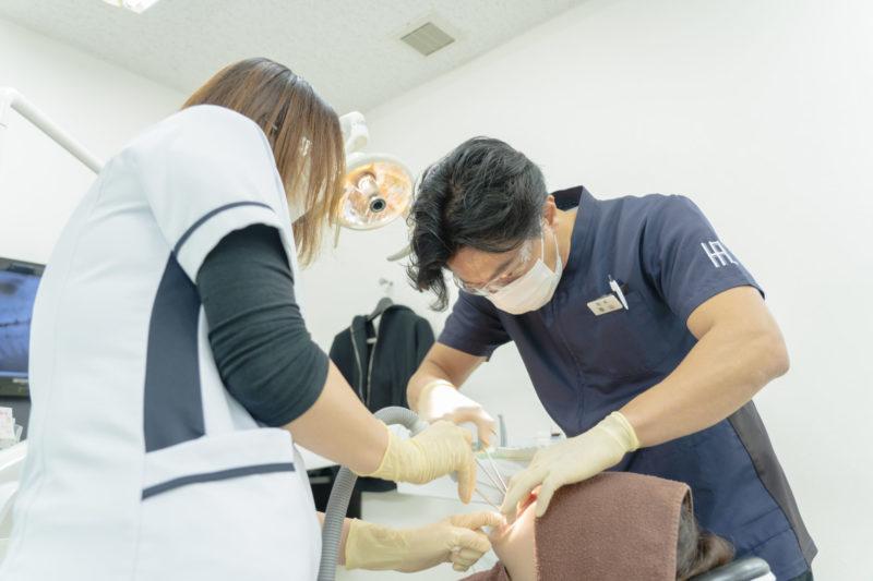 親知らず抜歯が得意な東京池袋にある歯医者